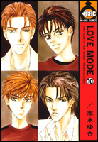 [DD][Manga Yaoi] Love Mode (Completo) Cover-010