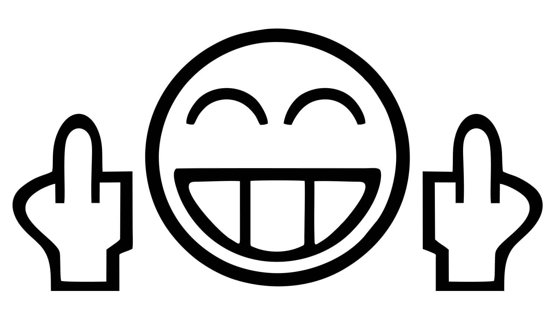 Cabcar: GTM coupé Smiley-fuck2