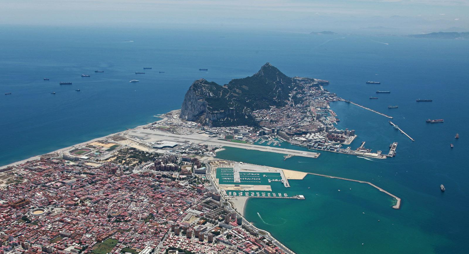 Gibraltar Gibraltar-aerea