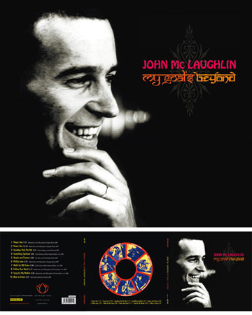 Mahavishnu John McLaughlin : My Goal's Beyond (1971) Mclaughlin