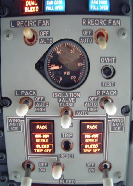 [2GSim.com AO-VIVO] BLEED AIR: Air System Suplementary Procedures - Hoje 21hs Pneumaticspanel_400