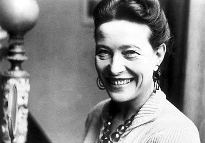 Simone de Beauvoir AVT_Simone-de-Beauvoir_2166