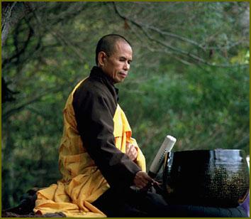 Le chemin de la Paix : Cultiver la compassion en réponse à la violence  AVT_Thich-Nhat-Hanh_1192