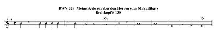 Écoute comparée: Bach BWV 733 (terminé) - Page 1 Magnificat03
