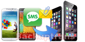 How to Transfer Contacts from Samsung GALAXY S5 to iPhone 6 Plus Move-sms-mms-messages-from-android-to-iphone-6-6plus