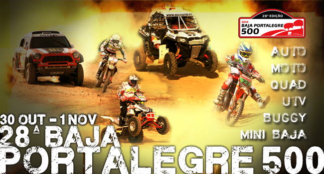 [PORTUGAL] 28ª Baja Portalegre 2014 (30 oct - 1 nov) Cover_Baja2014_B