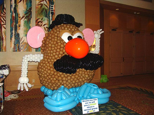 Skulpture od balona - Page 8 Mr-potato-head