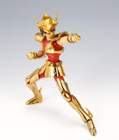 Seiya de Pegaso V1 - Limited Gold Pegasus Seiya01