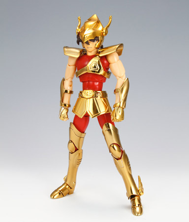 Seiya de Pegaso V1 - Limited Gold Pegasus Seiya03
