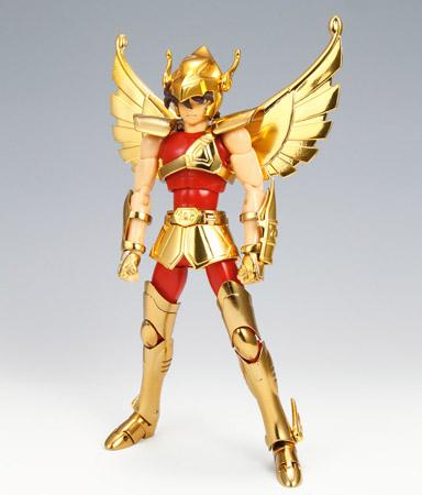 Seiya de Pegaso V1 - Limited Gold Pegasus Seiya05