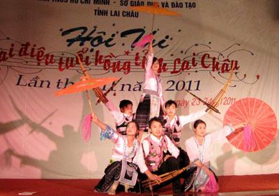 giai điệu tuổi hồng tỉnh lai châu năm 2011 1(447)