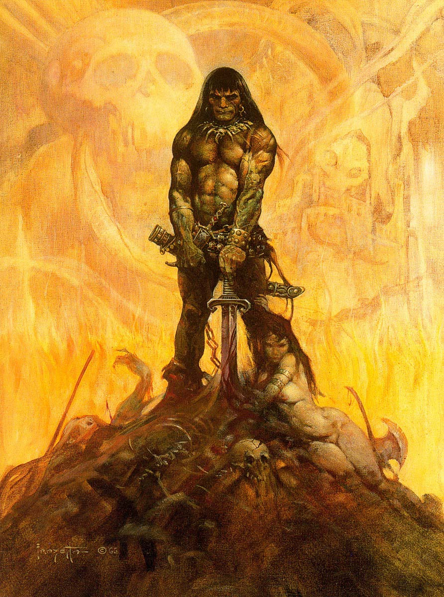 The new Conan movie are gonna be made by Swedish mates!! - Page 3 Barbar