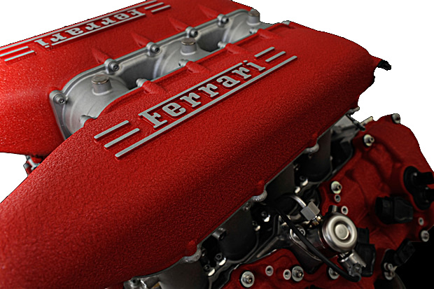 Cover motore Motore-V8