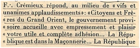 La franc-maçonnerie en France des origines à 1815  Cremieux-f-m-1-small