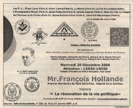 La franc-maçonnerie en France des origines à 1815  Hollande-g-o