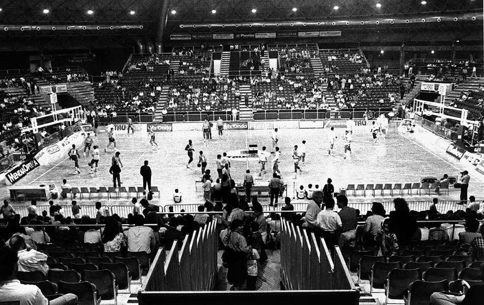 El Buesa Arena cumple años (15/09/1990) Araba150991BaskoniaAtMadrid