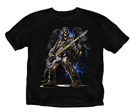 Onde encontro camisas p/ bassplayer Axeman-bass-guitar-tshirt
