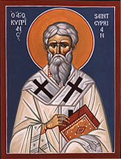 Zaštita od čini, vradžbina i magije  Sveti-Kiprijan-St-Cyprian