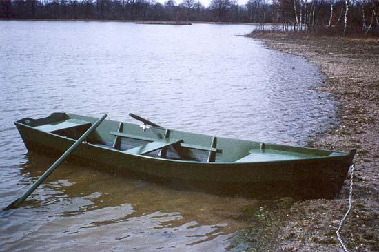 Plate ostréicole en chantier  Barque6g