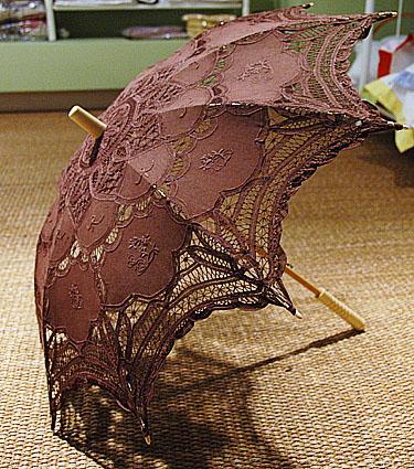 Kisobrani Parasol.brown