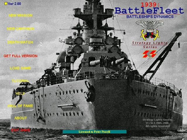الاسطوره الالمانية البارجه (بسمارك) Bismarck-battleship