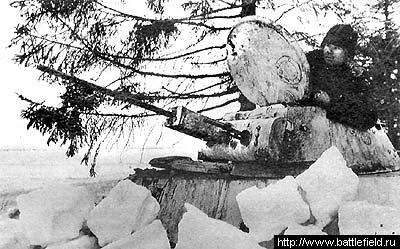 La tactique des tanks enterrés de l'Armée Rouge T40_20