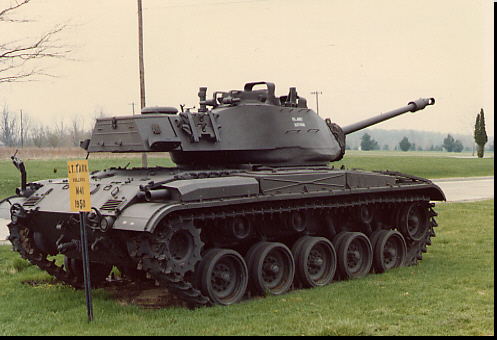 Which Modern Tank? M41_Bulldog-1