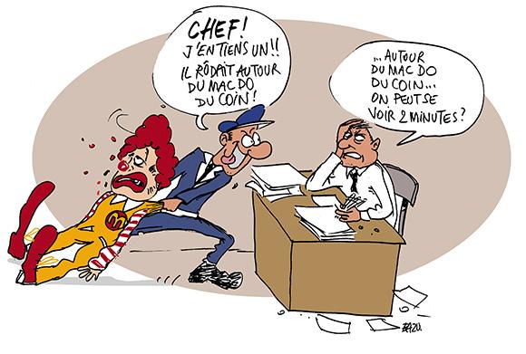 Humour en image - Page 39 Clown-triste