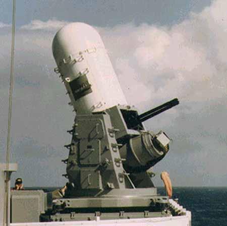 نظام الدفاع البحري Phalanx CIWS خط الدفاع الاخيرة للقطع الحربية البحرية! Phalanx