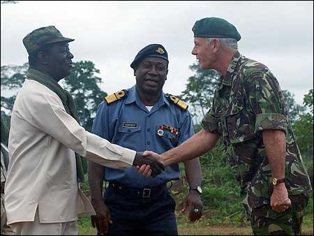 Armée Ghanéene/Ghana Armed Forces Brigadier450