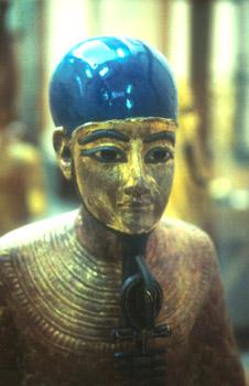 Coronas Faraónicas: Formas y Significados Gods_ptah