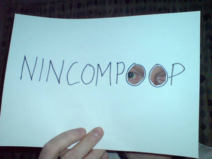 "Is the word ""nincompoop"" really based on an old latin phrase? 18044_2"