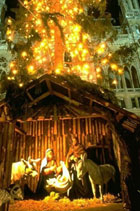 Have we lost sight of the real meaning of Christmas Nativityoutsidechurch