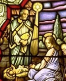 Have we lost sight of the real meaning of Christmas Stainedglassnativity