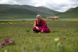 Happiest man on earth is a Buddhist monk 601734_10202088223671115_1683782079_n