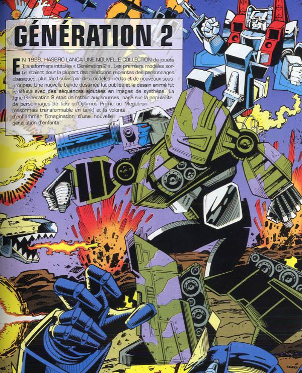 [Livre IDW/Semic] L'encyclopédie Transformers de Simon Furman en Francais 9782848571041_pg