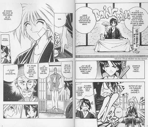 Kenshin le vagabond de Nobuhiro Watsuki 9782723430975_pg