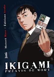 Ikigami, préavis de mort CV-059531-059762