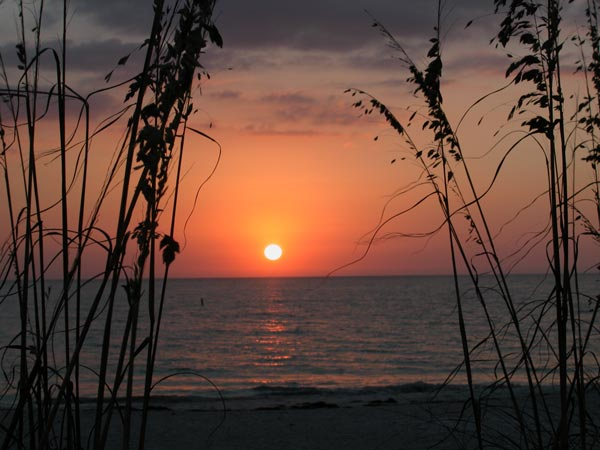 Zalazak sunca-Nebo Sunset_sunsetbeach_110305