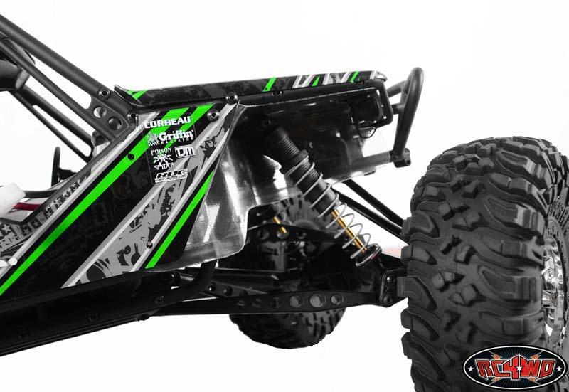 Inner Fender Set for Axial Wraith Z-B0042-5