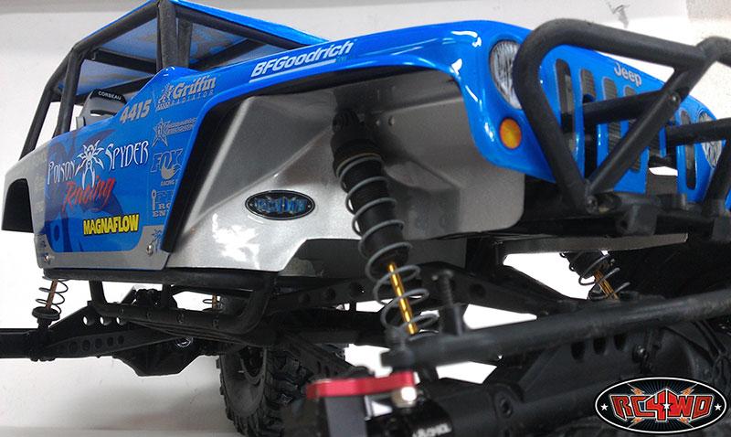 Inner Fender Set for Axial Wraith Z-B0042-8