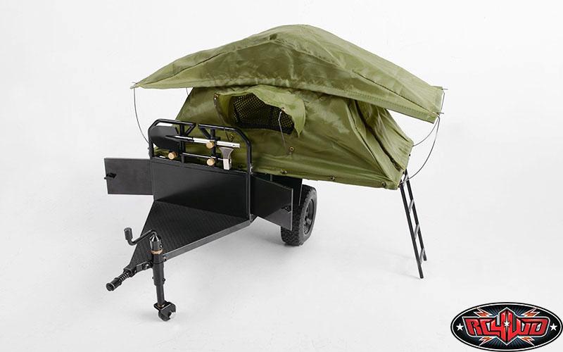 [nouveauté] RC4WD Bivouac 1/10 Camping Trailer Tent Z-H0007-10