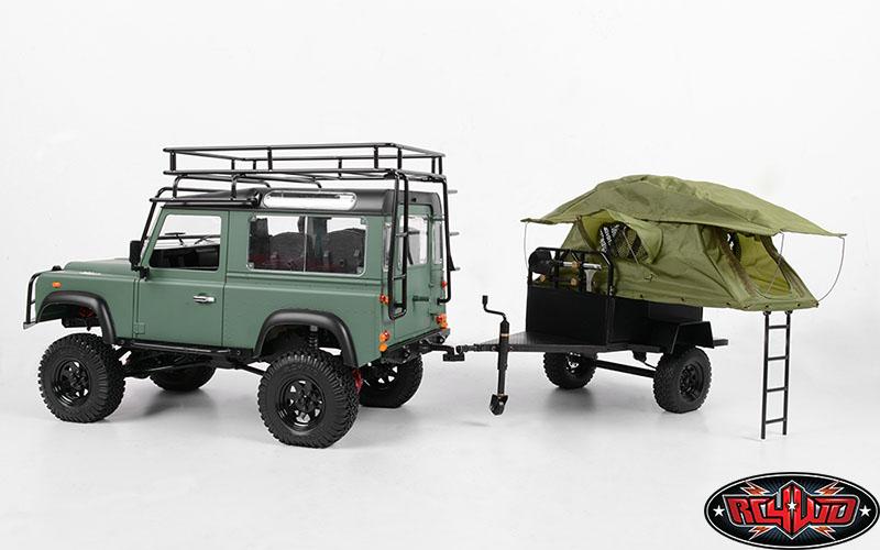 [nouveauté] RC4WD Bivouac 1/10 Camping Trailer Tent Z-H0007-14