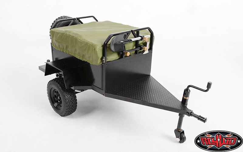 [nouveauté] RC4WD Bivouac 1/10 Camping Trailer Tent Z-H0007-2