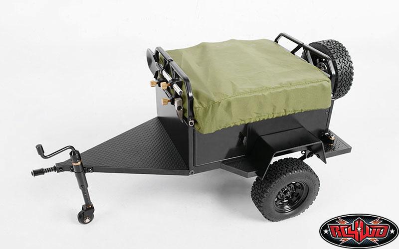 [nouveauté] RC4WD Bivouac 1/10 Camping Trailer Tent Z-H0007-3