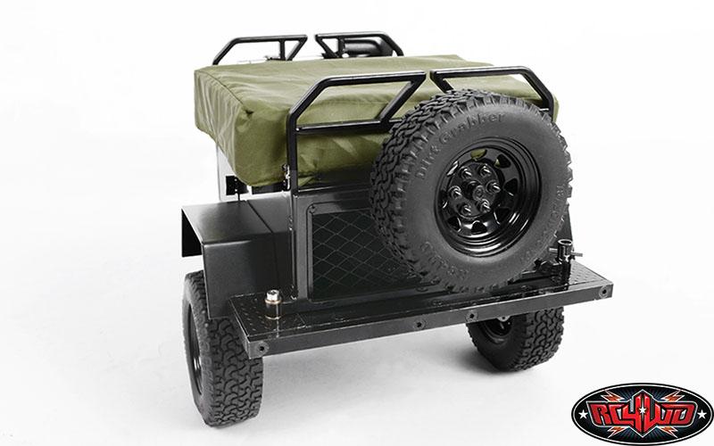 [nouveauté] RC4WD Bivouac 1/10 Camping Trailer Tent Z-H0007-4