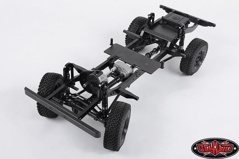 Gelande II D110 Truck Kit With Hard Body Z-K0047-1