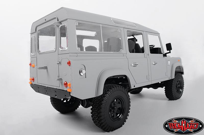 Gelande II D110 Truck Kit With Hard Body Z-K0047-13