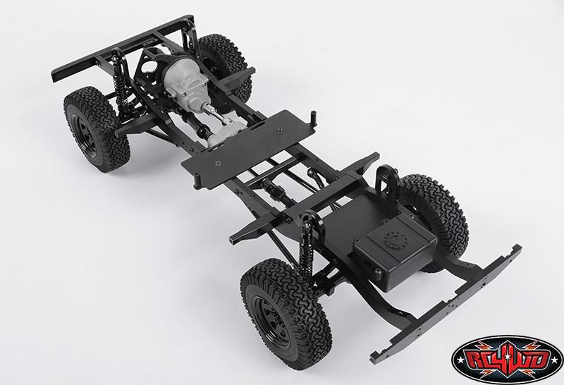 Gelande II D110 Truck Kit With Hard Body Z-K0047-2
