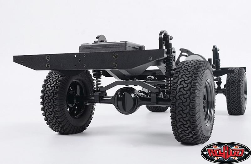 Gelande II D110 Truck Kit With Hard Body Z-K0047-3